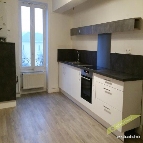 Offres de location Appartement Charolles 71120