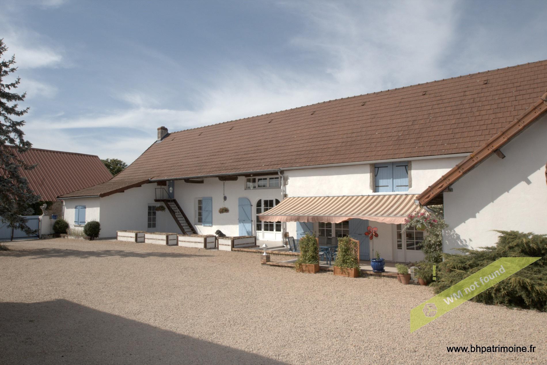 Offres de vente Maison Saint-Bonnet-de-Joux 71220